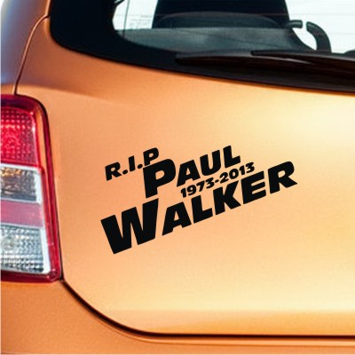 R.I.P. Paul Walker  15cm