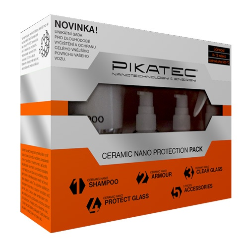 Pikatec Ceramic Protection Pack