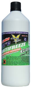 Cleanfox Antifreeze G48, 1 l naředěno